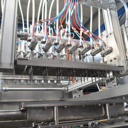 Industriële bakkerij - PCM Filling Station / afvulsysteem