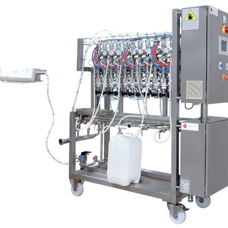 PCM Flavor filling system / afvulsysteem