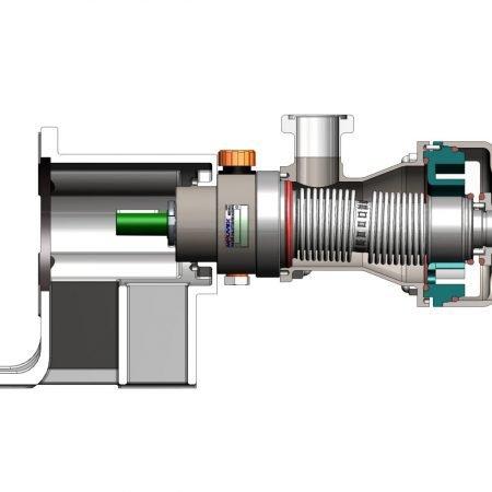Mouvex SLS oscillerende zuigerpomp - Uniek sealless design