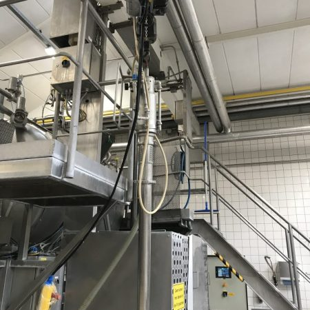 AGF industrie - Fruitpuree - Kecol plunjerpomp / vatenpomp