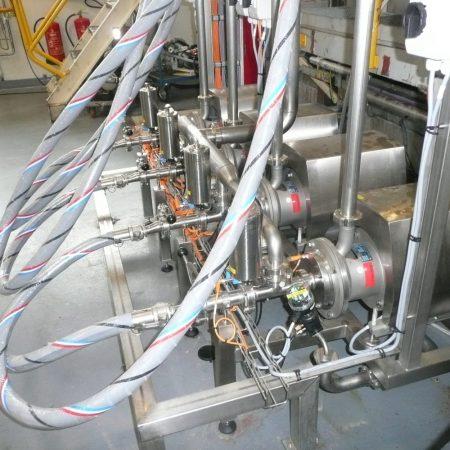 Productie van geur- en smaakstoffen - Geurstof - KPA S zelfaanzuigende zijkanaalpompen