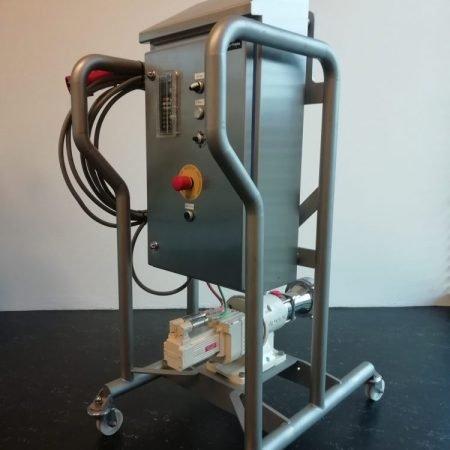 AGF-industrie - Doseren van smaakstoffen - Doseersysteem met Mouvex SLS oscillerende zuigerpompen en servo-aandrijving