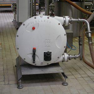 AGF industrie - Fruitpuree - PCM Delasco DL slangenpomp