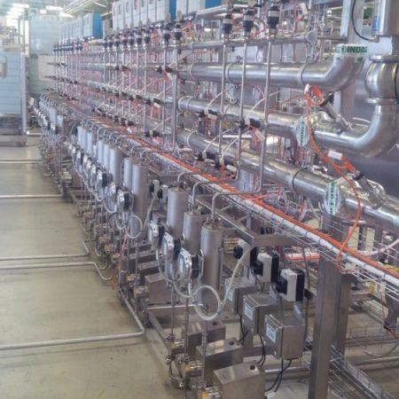 Bierproductie - Doseren van additieven - QuattroTec QT viervoudige membraanpompen